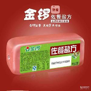 厨房配菜辅料方腿肉香肠金锣火腿肠 金锣 火腿肠 佐餐盐方230g
