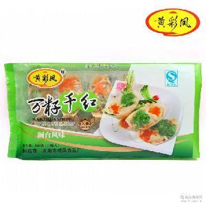 速冻食品 300g(10枚入) 清蒸 黄彩凤万籽千红鱼籽