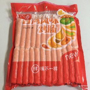 美味烤香腸 臺灣風味
