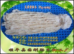 【国刚肠衣·诚信企业】现货供应质优天然猪肠衣(图)