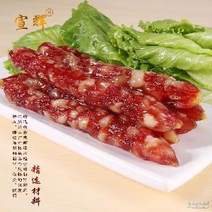 正宗广式风味肠皇多瘦猪肉农家腊味腊肉特产 厂家批发广东腊肠