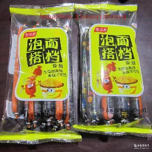 泡面搭档 香肠 2.4kg(240克*10)杭州总代理厂家直销 江泉火腿肠