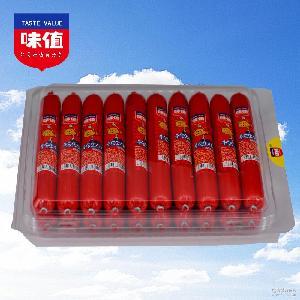 味值48g麻辣肠肉类零食鸡肉烤肉香肠1元热销厂家批发新款包装