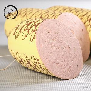 蘑菇里昂那火腿肠德国风味香肠真空即食3kg食品汉堡批发