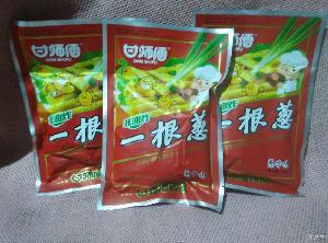 甘师傅 一根葱 一份30包*22克g 膨化休闲食品