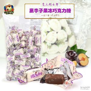 俄罗斯进口糖果KDV意大利女郞巧克力婚庆喜宴闲零食品批发1kg