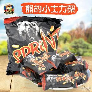 俄罗斯进口糖果KDV熊的小熊巧克力夹心糖办公室休闲充饥零食500g