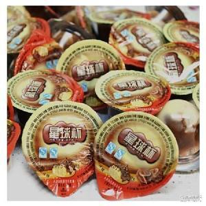 散裝星球杯第二代 5kg/件 代可可脂巧克力醬零食