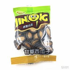 独立小包称重零食一袋5斤 锦隆甘草西瓜子