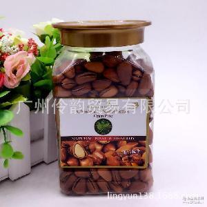 批发 开口松子220g 马来西亚 24罐一箱 泰碧园