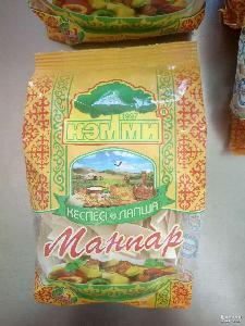 批发销售代理 哈萨克斯坦原装进口克米牌面条 揪片子面速食面