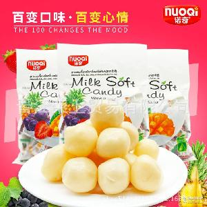 nuoqi诺奇水果脆皮软糖 泰国进口正品 320克/袋