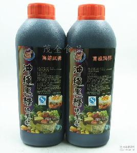 咖啡奶茶调味糖浆 高雄凤祥 1.3KG 芋圆甜品原料 冲绳黑糖糖浆