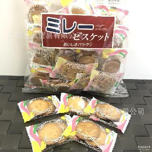 日本原裝進口休閑零食平野小圓餅180g餅干臨期促銷特價進口餅干