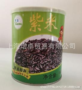 原料紫米罐头 浙 奶茶 水吧 皖 包邮 沪 江