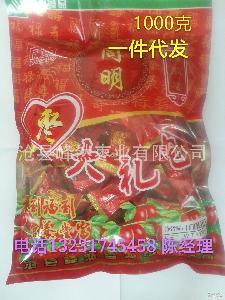 独立小包装阿胶枣 厂家供应 1000g 阿胶枣大礼包 散装颗粒阿胶枣