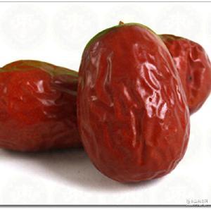 新疆特产干枣和田特级大枣和田玉枣干果食品500g/袋核小肉厚味甜