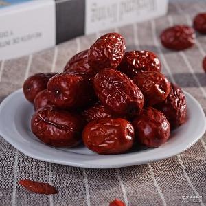 新疆优质大红枣 干果食品厂家直销 散装批发 新疆直供