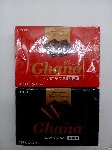 【乐天】加纳巧克力 1*24盒 悠优客货源供应