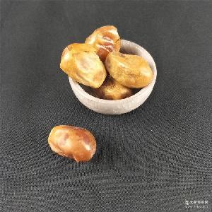 伊拉克枣 批发新疆特级黄椰枣 零食干果蜜饯 大蜜枣长形椰枣