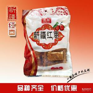 个大香甜 红枣干果500g散装批发500g休闲食品礼品零食 新疆特产