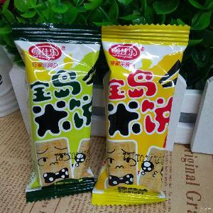 宝岛米饼 顺佳乐 6斤/箱 夹心糙米卷饼干膨化儿童 休闲零食品批发