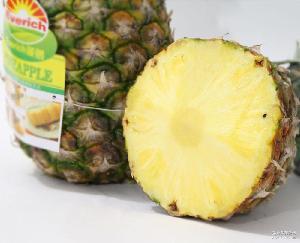箱装菠萝批发