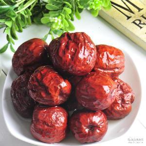 精選干果零食批發零售紅棗一件代發 新疆特產紅棗特級哈密大棗1kg