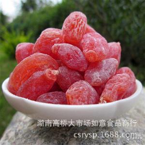 6斤/袋 广式凉果 红瓜子梅 樱桃梅 蜜饯果脯酸甜话梅 槟榔梅