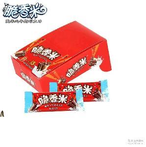 192克(16条×12g) 牛奶巧克力 长沙高桥贤威食品批发 德芙脆香米