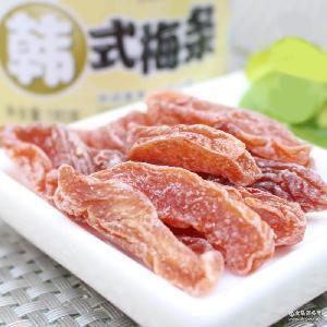 罐装批发韩式化核梅条180g广东特产休闲食品广式蜜饯办公室零食