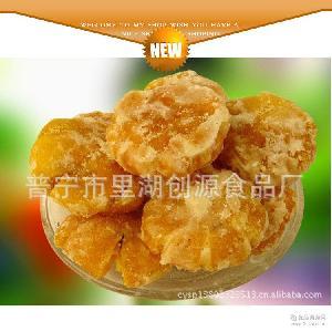 冰糖金桔饼 芙蓉咸柑桔 创源休闲食品批发蜜饯 广式蜜饯现货 散装