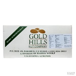 進口巴旦木粉粉 美國金山巴旦木粉 烘焙原料11.34kg