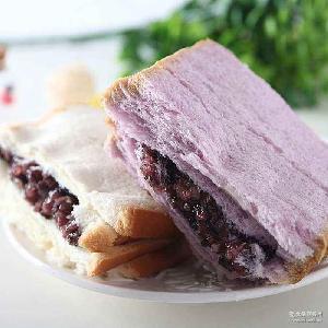 綠研紫米面包預拌粉(2KG)面包預拌粉 diy面包烘焙材料