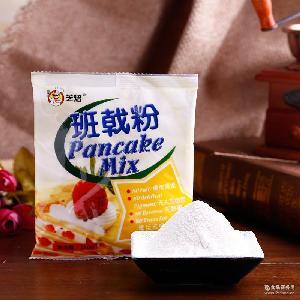 芝焙班戟粉榴蓮班戟千層蛋糕原料千層皮預拌粉150g