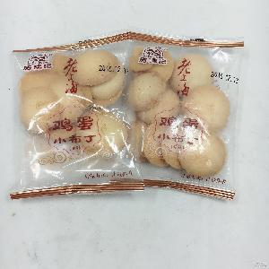 蛋浓香脆一箱6斤 老上海特产鸡蛋小布丁饼干 房锦记鸡蛋煎饼