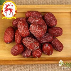 干果食品 新疆 若羌灰枣 厂家直销 特产原生态干 散装 红枣