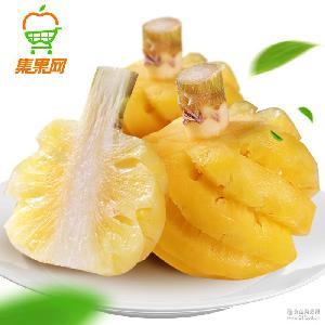 【集果網】泰國小菠蘿進口新鮮普吉島迷你去皮小菠蘿2斤全國包郵