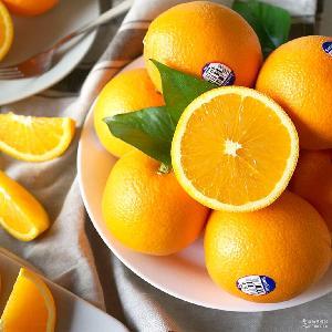 【集果網】新鮮進口橙子美國/澳洲進口臍橙5斤裝全國包郵壞過包賠