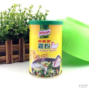 香港家樂進口 超市裝 家樂小雞粉 273g雞粉 273g*24罐裝雞精批發