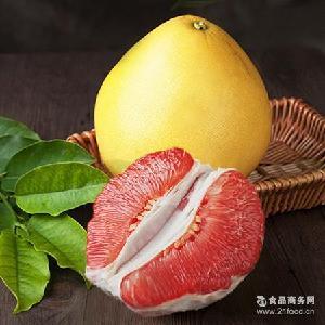 有机果品 南康甜柚 产地代理批发 中秋送礼佳品 红心蜜柚8个盒装