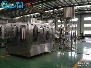 小型果汁生产线 果汁饮料灌装机