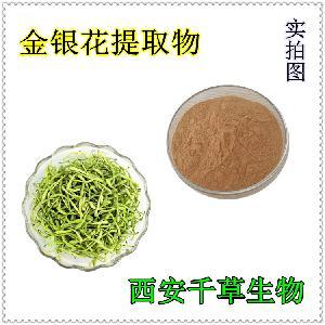 金银花提取物 厂家生产动植物提取物定做金银花浓缩浸膏