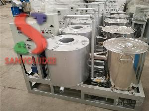 新型滤油器离心式精滤油机