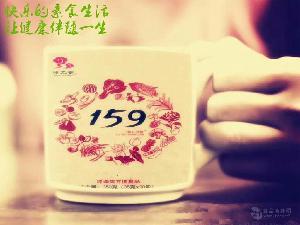 澤朗159代餐粉 素匯全餐山藥黑豆燕麥粉(沖調類方便食品)