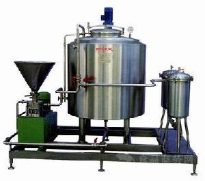 饮料化糖设备化糖系统