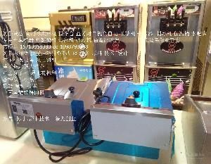 电炸锅商用汉堡店专用全套机器鸡排店河南郑州炸鸡店炸炉
