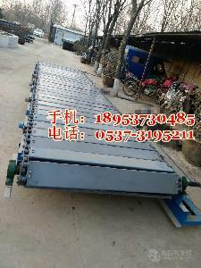 鏈板爬坡線批量加工 傾斜式鏈板輸送機分類制造廠家