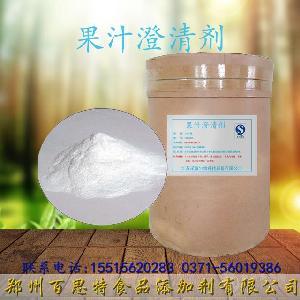 食用果汁澄清剂生产厂家