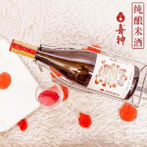 喜神米酒清酒甜酒发酵酒代生产贴牌西北 米酒厂家OEM品牌孵化